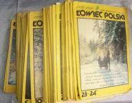 ŁOWIEC POLSKI. 122 NUMERY. 1976-1990.