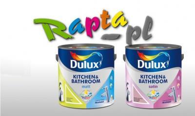 Dulux Kuchnia łazienka 25l Ryżowe Pola Mat