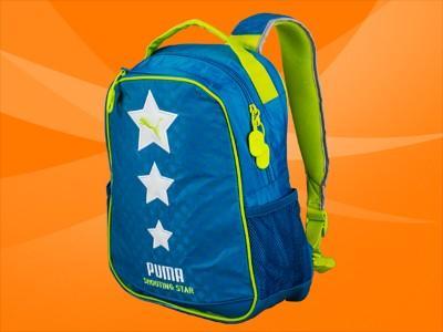 89994328769c3 USZTYWNIANY plecak szkolny PUMA STAR plecaki - 3267881744 ...