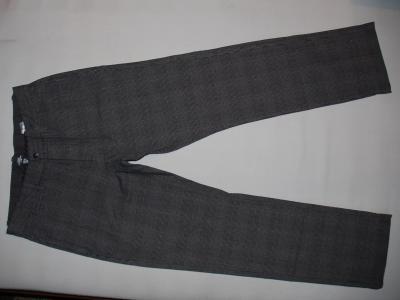 Spodnie H&M w kratę - rozm. XL