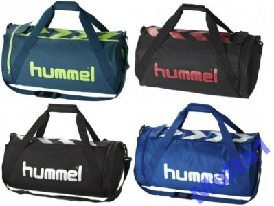 1fe57f1caa3cb Torba sportowa Hummel Authentic L Wyprzedaż! - 6185577854 ...