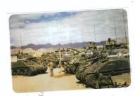 1147-3 Shermany w Tunezji 1943
