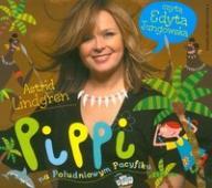 Pippi Na Południowym Pacyfiku Książka Audio Cd