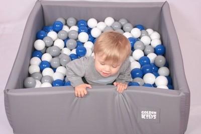 f0537e882 Suchy Basen z piłeczkami piłkami kulkami 200szt. - 6977830580 ...