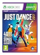 JUST DANCE 2017 17 XBOX 360  NOWA FOLIA
