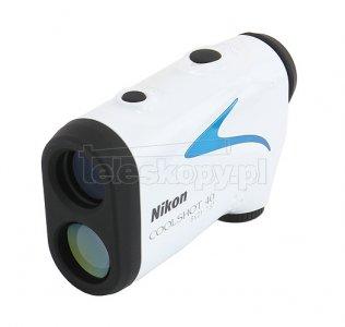 Dalmierz laserowy Nikon COOLSHOT 40 WAW