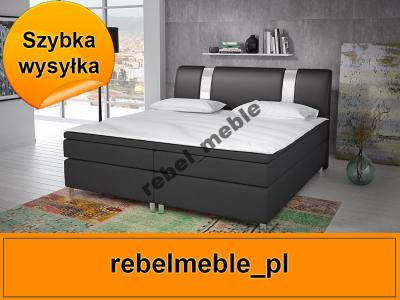 łóżko Sypialnia 180x200 Białe Typ3 Wersja Vip