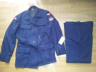 Mundur Cwiczebny Marynarki Wojennej Roz 104 172 98 6142970622 Oficjalne Archiwum Allegro