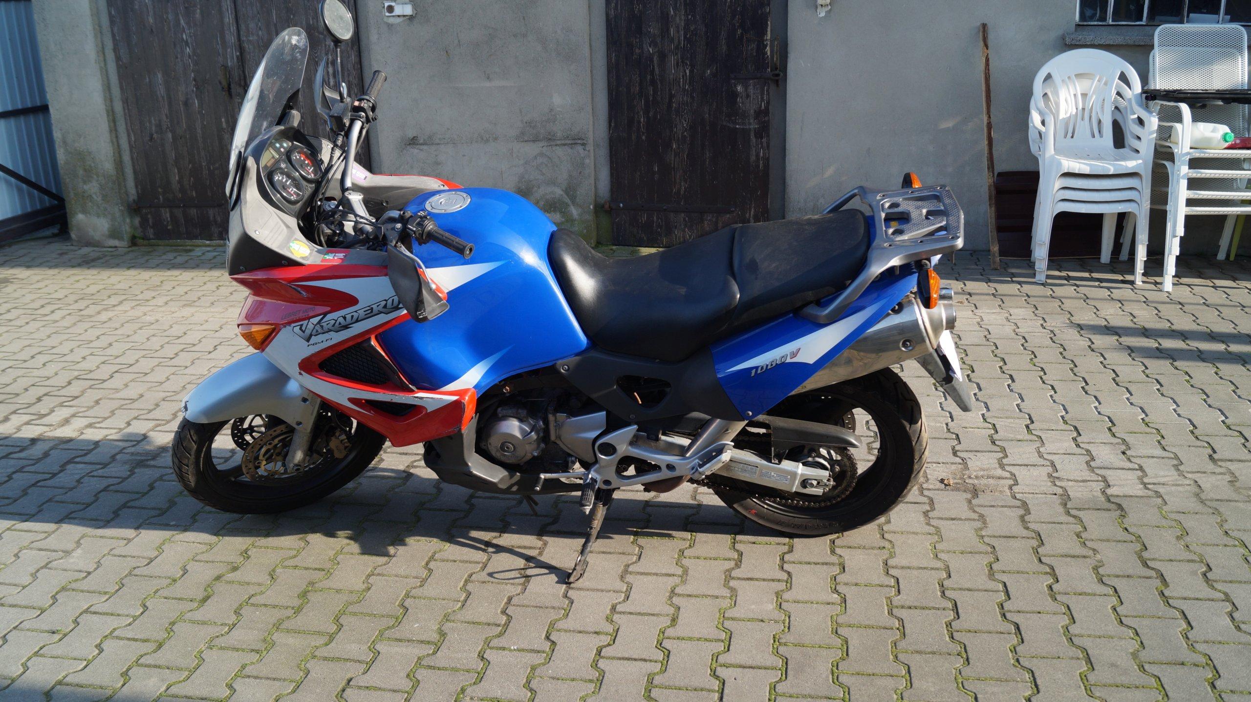 Honda Varadero 1000xl 2007r Okazja Zobacz 7033481199 Oficjalne Archiwum Allegro