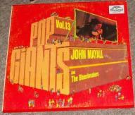 John Mayall - Pop Giants Vol.13 - LP Ger. nm