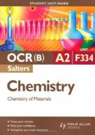 Frank Harriss OCR(B) A2 Chemistry (Salters) Studen