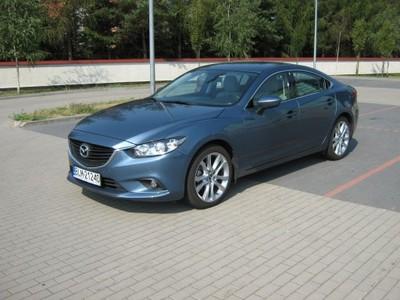 Mazda 6 2014 2 5l Idealny 6960068554 Oficjalne Archiwum Allegro