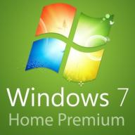 Windows 7 Home Premium 64 BIT SP1 - nośnik