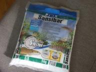 JBL SANSIBAR SNOW podłoże akwarium białe 5 kg