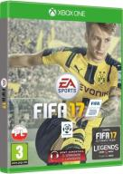 FIFA 17 PL XBOX ONE POZNAŃ SKLEP MIKOGSM JAK NOWA