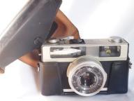 Aparat Canon Canonet 28 pierwsza wersja