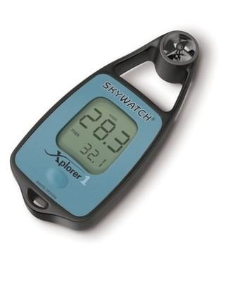 WIATROMIERZ / anemometr SKYWATCH XPLORER 1 02410