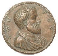 Florencja medal Homer XVI wiek st.3+