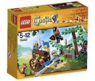 nowe LEGO CASTLE 70400 zasadzka w lesie