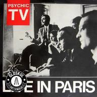 Psychic TV - Live In Paris (LP)