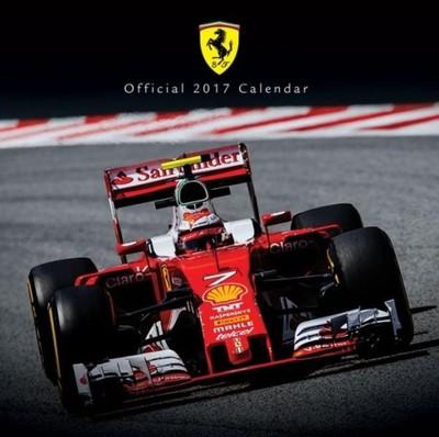 Ferrari F1 Formuła - oficjalny kalendarz 2017