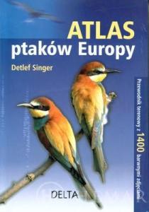 Atlas ptaków Europy_ Singer