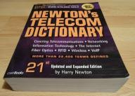Newton's Telecom Dictionary