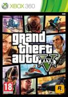 Gra XBOX360 CENEGA GTA V Grand Theft Auto FOLIA