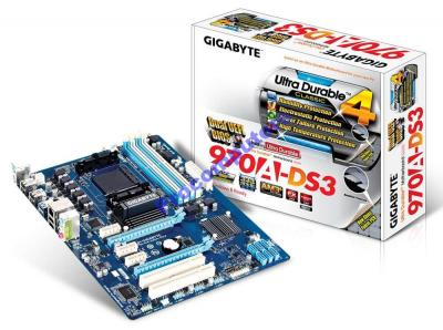 GIGABYTE GA-970A-DS3P AMD970 Socket AM3+ USB3 Nowa