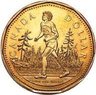 1 $ Kanada 2005 Terry Fox