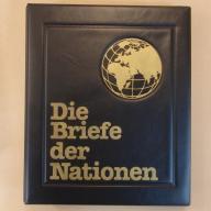 Album Koperty numizmatyczne ONZ BCM