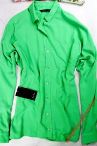 Zwiewna koszula ZARA 5433001250 oficjalne archiwum allegro  M6Bsc