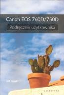 Podręcznik użytkownika Canon EOS 760D/750D