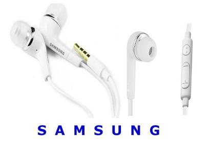 Słuchawki Samsung Douszne z MIKROFONEM TELEFONÓW