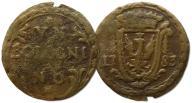 16.MODENA i REGGIO, E.d' ESTE, 1 BOLONINO 1783