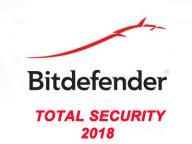 Bitdefender Total Security 2018 1PC/1Y ESD NOWOŚĆ!