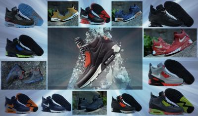 Nike Air Max 90 Winter sneakerboot ICE 684714 002 40 45