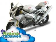 APRILIA RSV 1000 SKALA 1:10 MODEL WELLY - ŁÓDŹ !!!