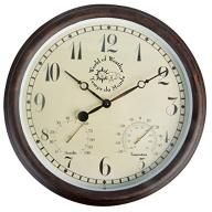 Zegar ścienny vintage retro pogoda Fallen A8H283