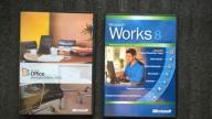 MS Office Standard Edition 2003 PL BOX + Works 8