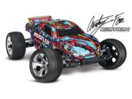 TRAXXAS Rustler XL-5 37054-1 COURTNEY FORCE