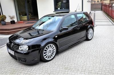 Sprzedam Vw Golf Iv R32 4motion 6748749306 Oficjalne Archiwum Allegro
