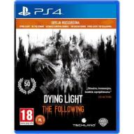 DYING LIGHT THE FOLLOWING ENHANCED ED. PL PS4