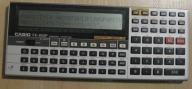 CASIO FX 850,naukowy mikrokomputer. 1985.sprawny.