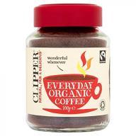 Clipper Rich Granules Instant Coffee, 100 g