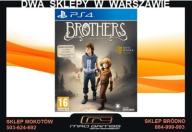 BROTHERS A TALE OF TWO SONS [PS4] SKLEP WAWA