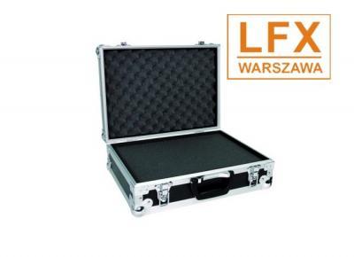 kufer walizka na akcesoria mikrofony itp z pianką