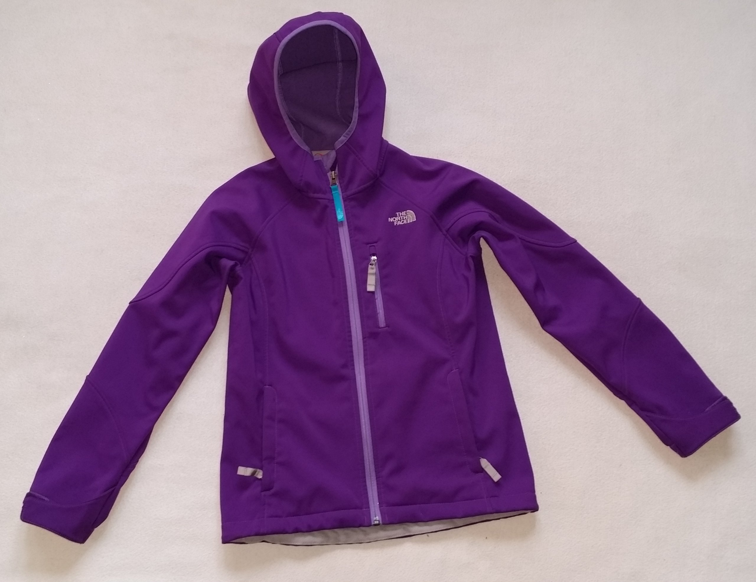 THE NORTH FACE SOFT SHELL ROZM.146 152 STAN BDB