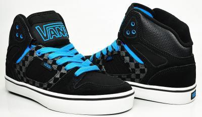 Buty VANS ALLRED Leather QEO795 Skate R.38 12