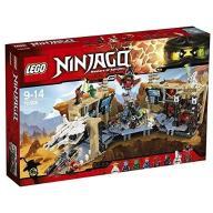 Lego Ninjago - Akcja w jaskin i Samuraja X